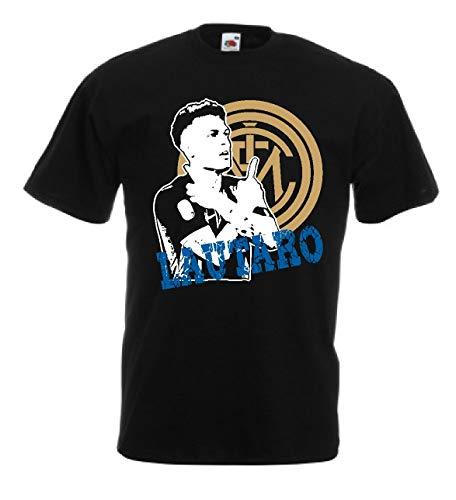 Ultras T Per shirt Vestipassioni Lautaro Nero Inter Anche Bambini Martinez XdqHxd