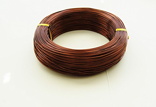 U-nitt Bonsai Tree Training Wires: 250-gram Roll: 1.0mm/387ft by U-nitt