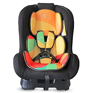 R for Rabbit Convertible Baby Car Seat Jack N Jill ECE R44/04 Safety Certified Car Seat for Kids of 0 to 5 Years Age…