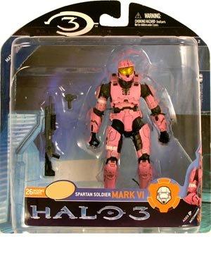 Halo 3 Toys Series