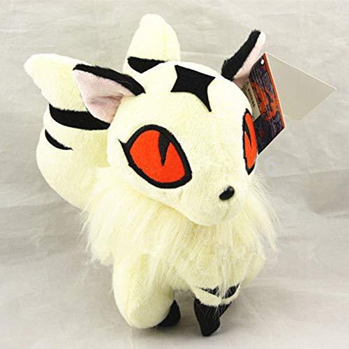 23cm (9.1 inch) Inuyasha Kirara Stuffed Cotton Animal Plush Doll (Inuyasha Box Set Blu Ray)