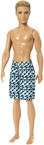 Barbie Beach Ken Doll]()