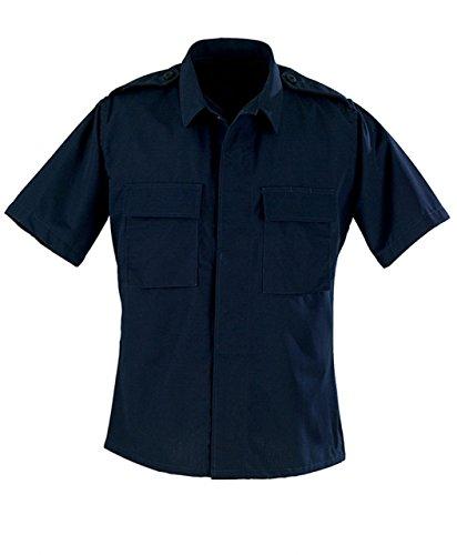 Navy Blue Bdu Shirt - 5