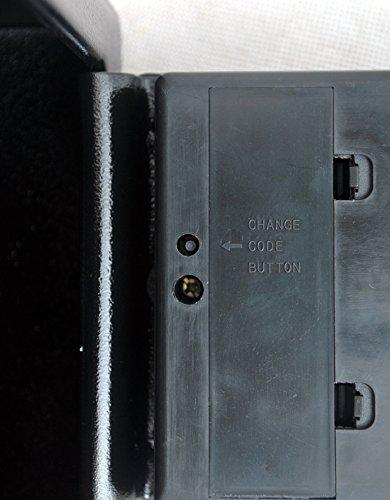 Homegear Small Electronic Safe Gun Money Passport Home Hotel Office Wall Cabinet Photo #2