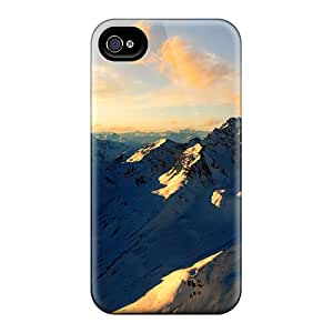 Fashionable Style Case Cover Skin For Iphone 5/5s- Swiss Alps