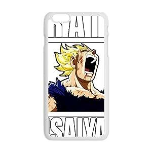 Cartoon Train Insaiyan Cell Phone Case for Iphone 6 Plus