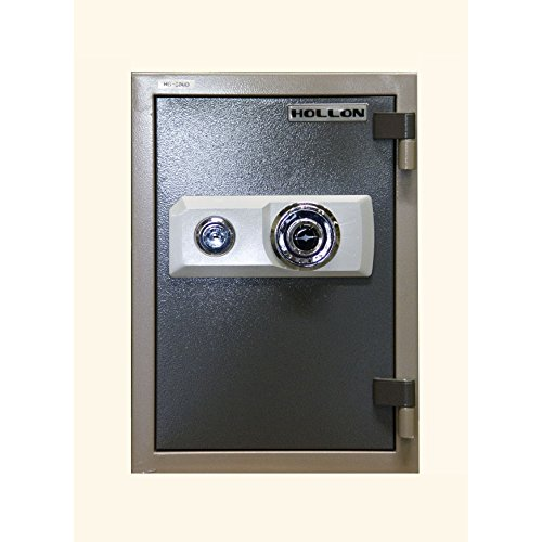 Hollon HS-500D 2 Hour Fireproof Home Safe ()