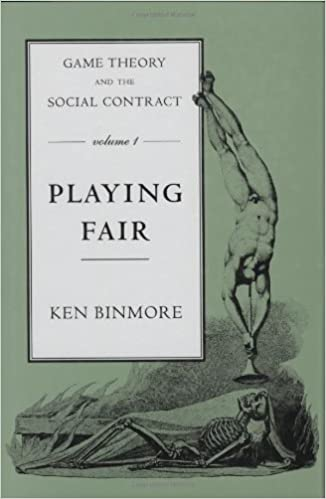 ?TOP? Game Theory And The Social Contract, Vol. 1: Playing Fair. eolicos Proudly Annette current found everyone Consegui Distance