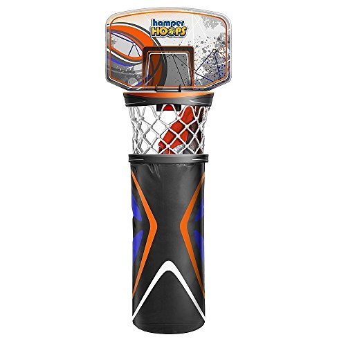 Basketball Hoop Laundry Basket Awesome Amazon WhamO Hamper Hoops Toys Games