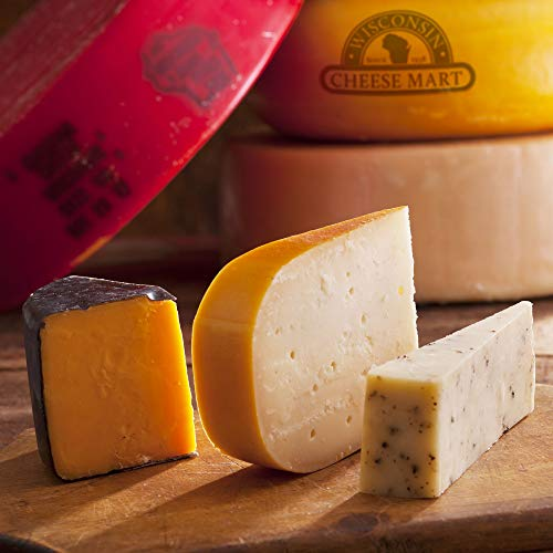 Wisconsin Speciality Cheese of the Month Club - 9 Months by Wisconsin Cheese Mart (Image #1)