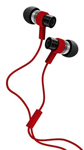 Zipper earphone Super Bass in-ear (blue) - 1