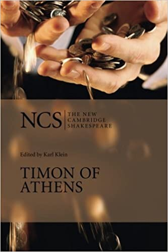 Book Timon of Athens (The New Cambridge Shakespeare) by William Shakespeare (2001-04-30)
