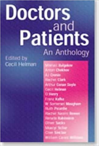 Book Doctors and Patients - An Anthology