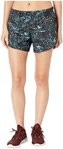 """ボトムス ハーフパンツ・ショーツ 4"""" Shorts - Graphic Bright Cya レディース [並行輸入品]"""