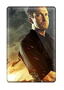 Durable Gerard Butler In Olympus Has Fallen Back Case/cover For Ipad Mini/mini 2