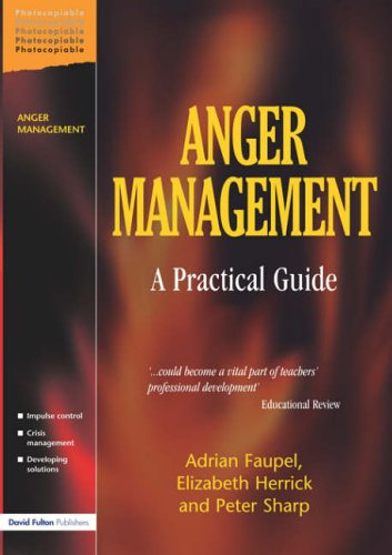 Anger Management: A Practical Guide: A Practical Guide for Teachers ...