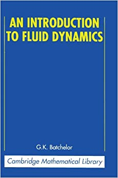 An Introduction To Fluid Dynamics Paperback por G. K. Batchelor