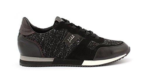 Sierra Sneaker bov Nero 620 R Stau Mez dqtvRx