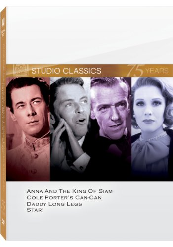 Classic Quad - Classic Quad Set 1 (Anna and the King of Siam / Can-Can / Daddy Long Legs / Star!)