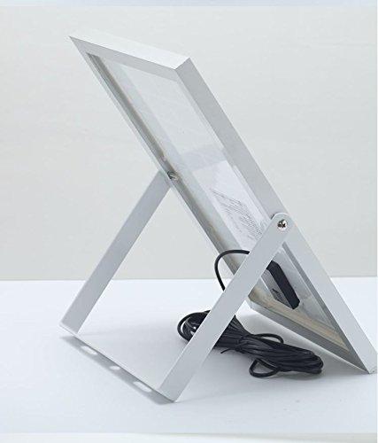 Bizlander 108LED Solar Powered Flood Light for Commercial Grade SolarFlood Light
