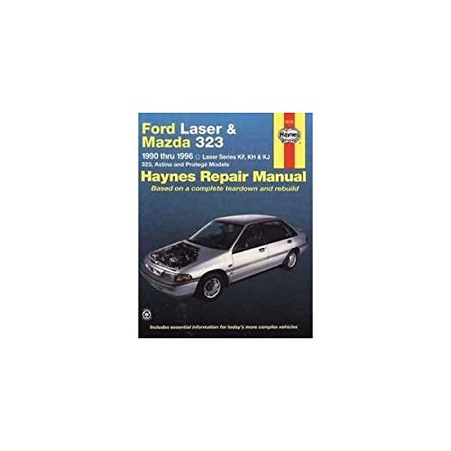 Read Online Ford Laser & Mazda 323 automotive repair manual (Haynes automotive repair manual series) pdf epub