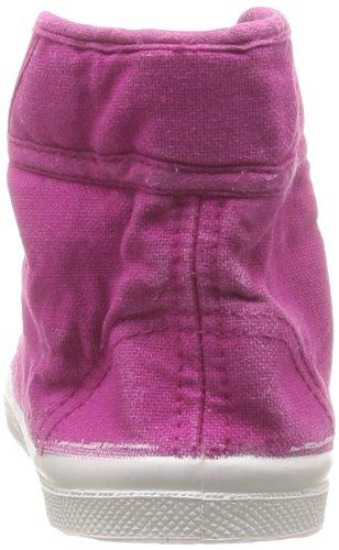 Bensimon - Zapatillas de Deporte de tela Infantil Rosa - Rose (Rose 410)