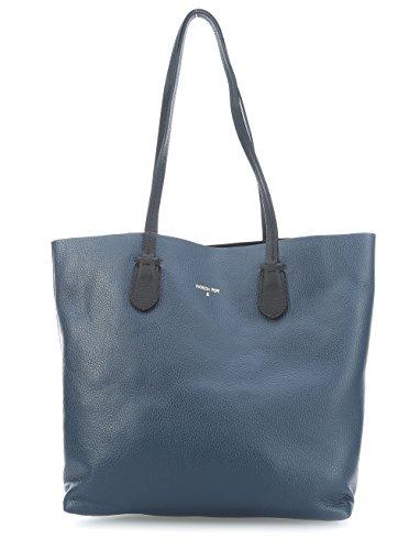 Patrician Pepper Bolso Shopping Dark Azul