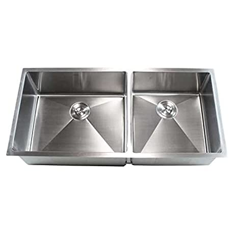 Etonnant Contempo Living Inc 42 Inch Stainless Steel Undermount Kitchen Sink