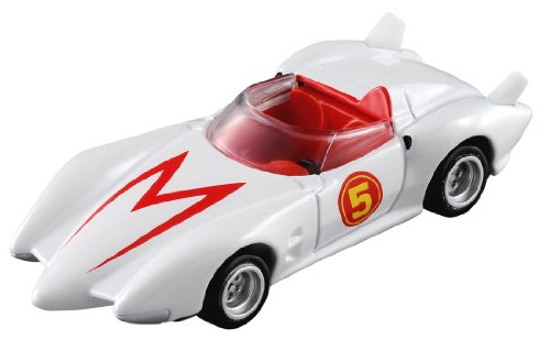Dream Tomica Speed Racer Mach 1 by (Japanese Speed Racer)