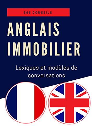 Amazon Com Anglais Immobilier Lexiques Et Modeles De