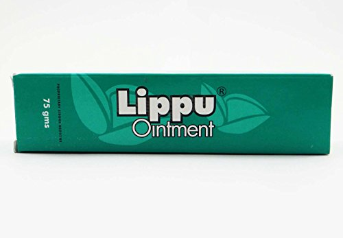 Lippu Ointment For Hyper Melanosis  Lichen Planus  Icthyosis  And Eczema  75Gm