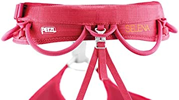 PETZL Klettergurte Selena - Arnés de Escalada, Color Rosa, Talla s ...