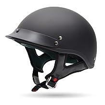 Sigi Cruiser Helmet, Dot Approved, Large