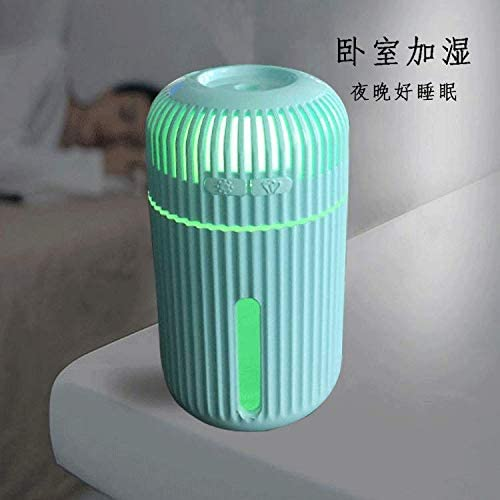 Amazon.es: LUFEILI Mini humidificador Coche USB Spray purificador ...