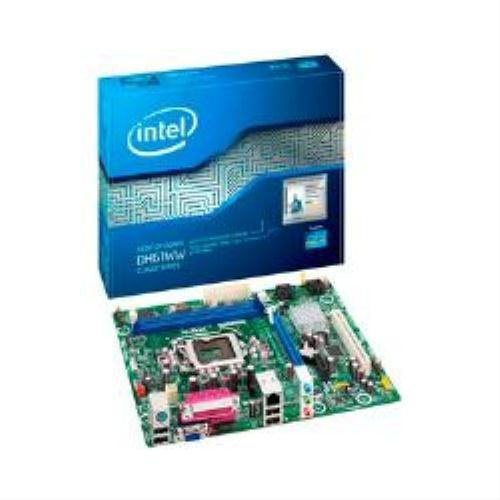 Intel Classic DH61WW Desktop Motherboard - Intel H61 Express Chipset - Socket H2 LGA-1155 - GC5310 (Dh61ww Motherboard)