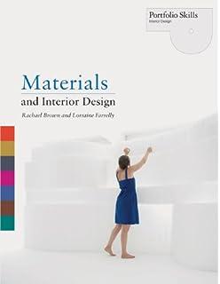 Materials And Interior Design Portfolio Skills