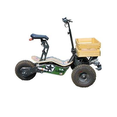 Scootcross électrique 3 roues (batterie plomb-acide) MADTRUCK BEEPER ROAD