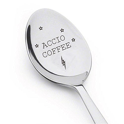Harry Potter Accio Coffee Spoon