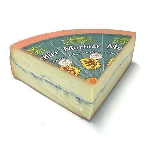 Morbier Royal au lait cru Queso de leche cruda de Francia 300g: Amazon.es: Alimentación y bebidas