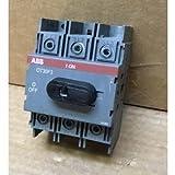 ABB OT30F3 Non-Fused Disconnect, 30 Amp, 3-Pole