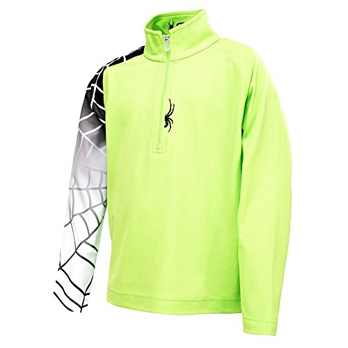Spyder Mini Linear DryWEB Thermal Top Toddler Boys (Thermal Underwear Spyder compare prices)