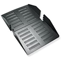 ICC RACK SHELF- 30 DEEP DOUBLE VENTED- 3RMS / ICC-ICCMSRDV30 /