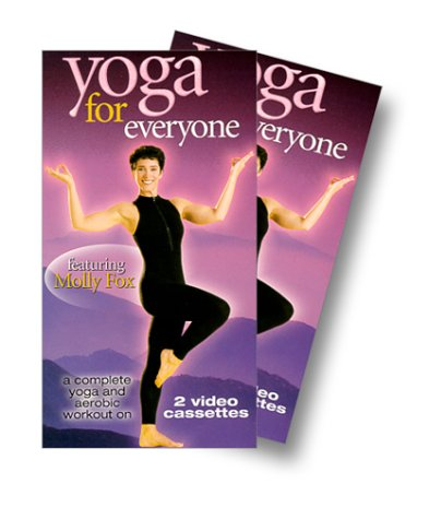 Yoga for Everyone [VHS] by Parade Video