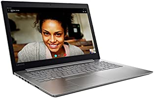 """Lenovo 320-15ABR Portatile con Display da 15.6"""" HD TN, Processore AMD A10-9620P, RAM 8 GB, 1TB HDD, Radeon R5 2 GB, Grigio Platino (Italia)"""