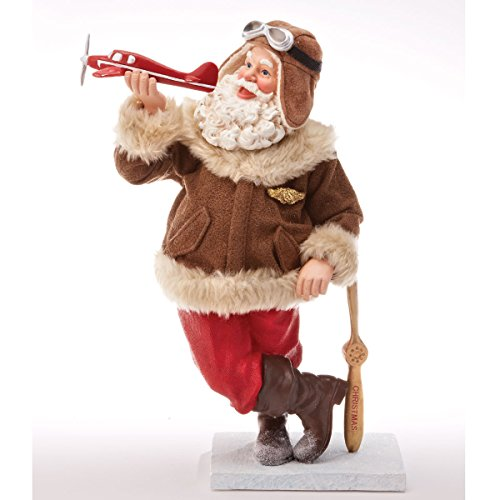 Possible Dreams Collectible Fly Boy Santa Limited Edition Christmas - Dream Collectible