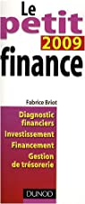 Le petit finance 2009 par Briot