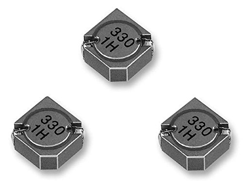 Inductors/Chokes/Coils - Power Inductors - CHOKE COIL 3.3UH 7.5MOHM 5.35A - ELLATP3R3NB PANASONIC ELECTRONIC COMPONENTS