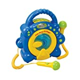 Little Virtuoso Red Sing Along CD Player by Constructive Playthings
