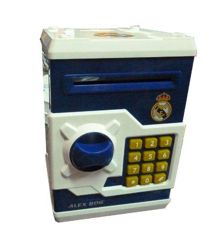 Hucha Caja Fuerte Real Madrid