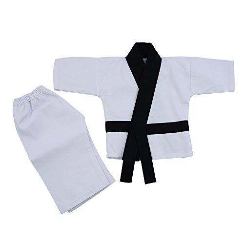 (Playwell Martial Arts Baby Infant Karate Uniform Gift, (0-6 Months))